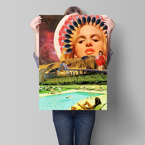 Thanks Giving - Signed Limited Edition 594 x 841