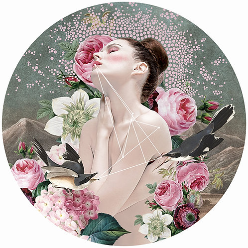 Flawless Pink • Giclèe Limited Edition