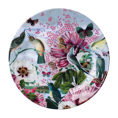 Birds and Butterflies Plate