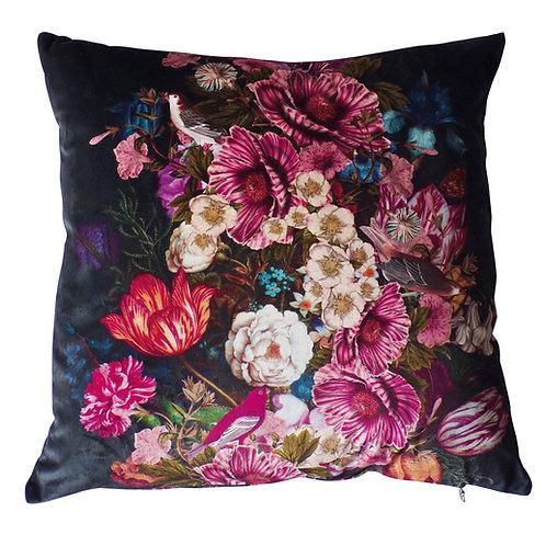 Somber Winter Cushion