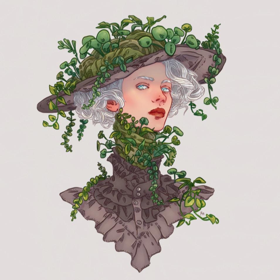 Original par Corah Louise Illustration