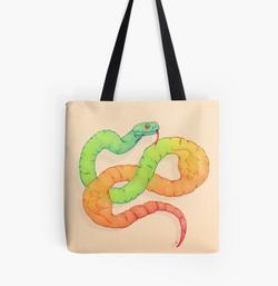 Gelatin Snake
