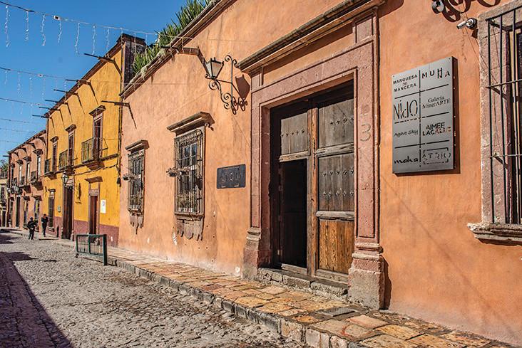 Cuna de Allende