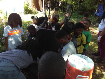 The Legacy Arts - Bara Makono Summer Camp