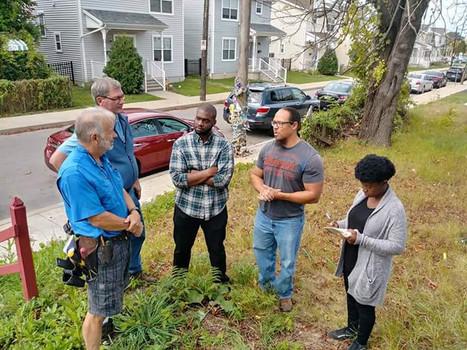Engineers with Jmar Bet Natisha Washinton OBB.