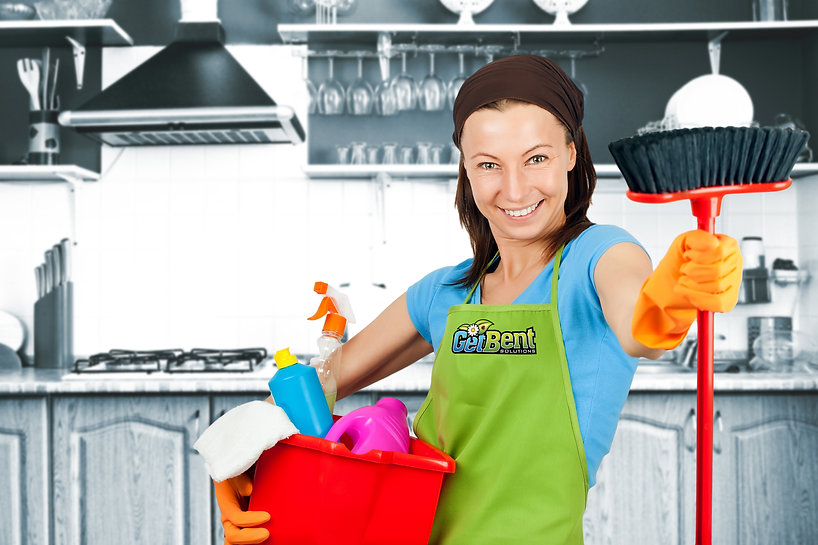 Residential Cleaning Get Bent Solutions