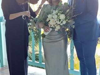 Wedding on December 22, 2018 in Disney-Orlando, FL