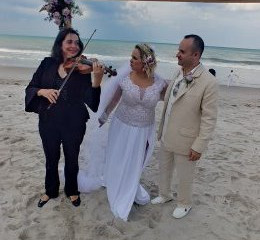 Amazing wedding in Melbourne on the beach-April 7, 2018
