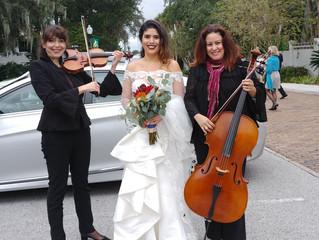 Wedding in beautiful Maitland Arts Center on November 16, 2019