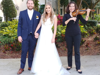 Beautiful wedding on November 23, 2019 in The Omni Orlando