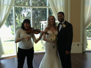 Wedding on May 9, 2016 in Lake Mary, FL