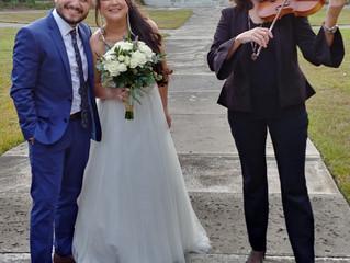 Nice wedding in Leu Gardens on December 5, 2019
