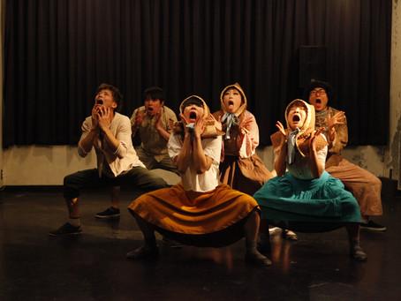 『ゆけゆけ!おむちゅび大冒険!!』舞台写真を公開しました!