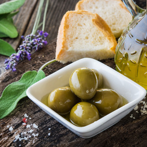 The Wonderful Benefits of Extra Virgin Olive Oil!
