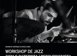 Workshop de Jazz - Michael Margarian