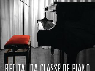 Recital de Piano no Palácio Nacional da Ajuda