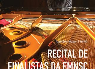 João Santos | Recital de Finalista