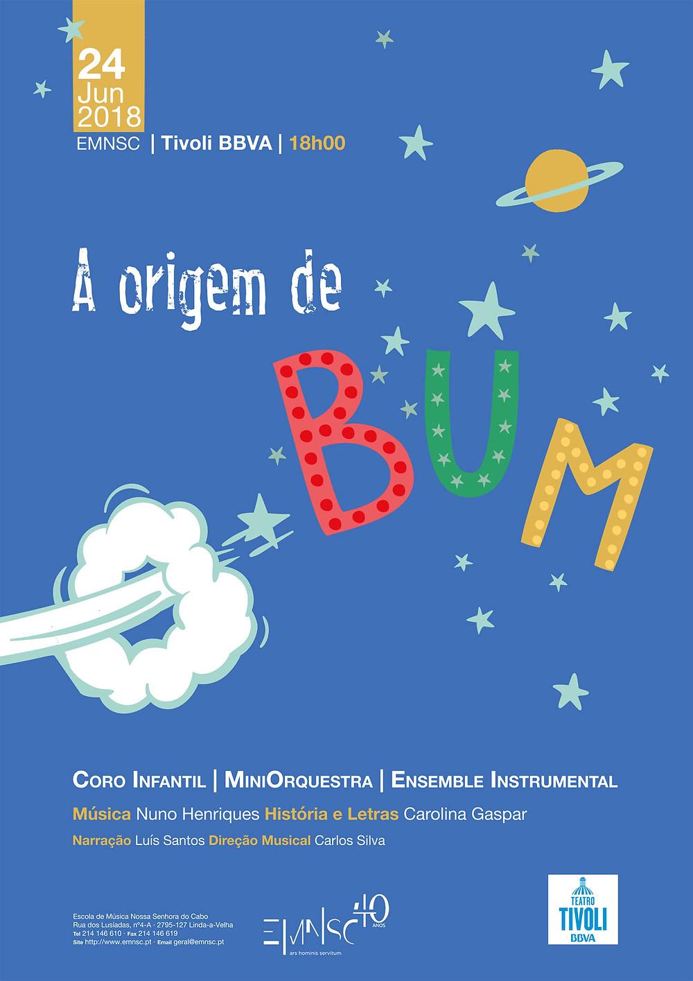 A origem de BUM!
