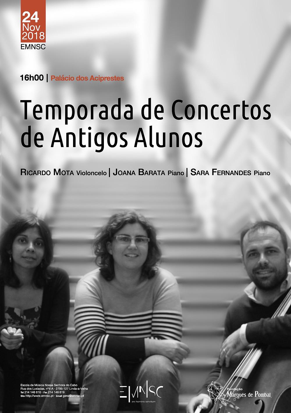 Concerto de Antigos Alunos da EMNSC