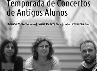Concertos de Antigos Alunos da EMNSC