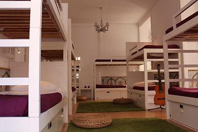 Dorm in Lisbon Hostel