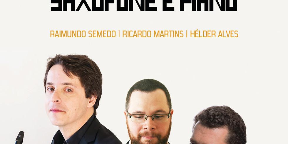 Recital de Saxofone e Piano