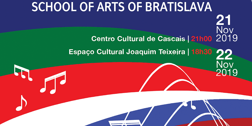 Intercâmbio Internacional School of Arts of Bratislava