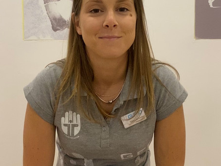 Já conhecem a fisioterapeuta Telma Fernandes?