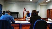 A 4ª edição do Concurso Nacional de Harpa