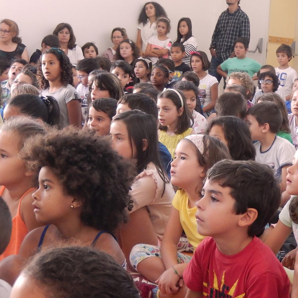 EMNSC - A Música invade as escolas