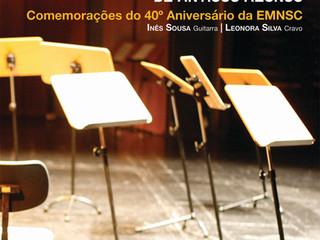 Concerto de Antigos Alunos - Inês Sousa e Leonora Silva