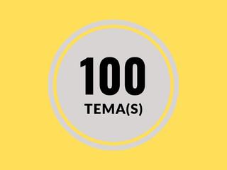 100 Temas(s)