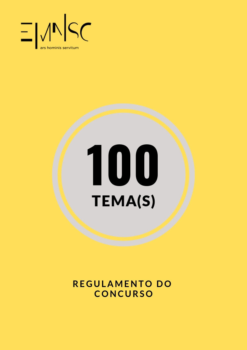 Regulamento do Concurso 100 tema(s)