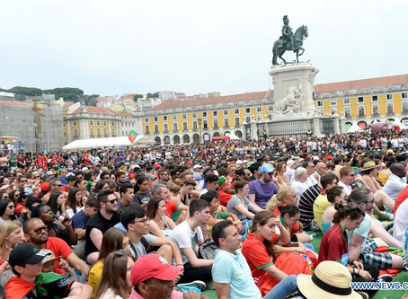 Where to Watch the World Cup in Lisbon?