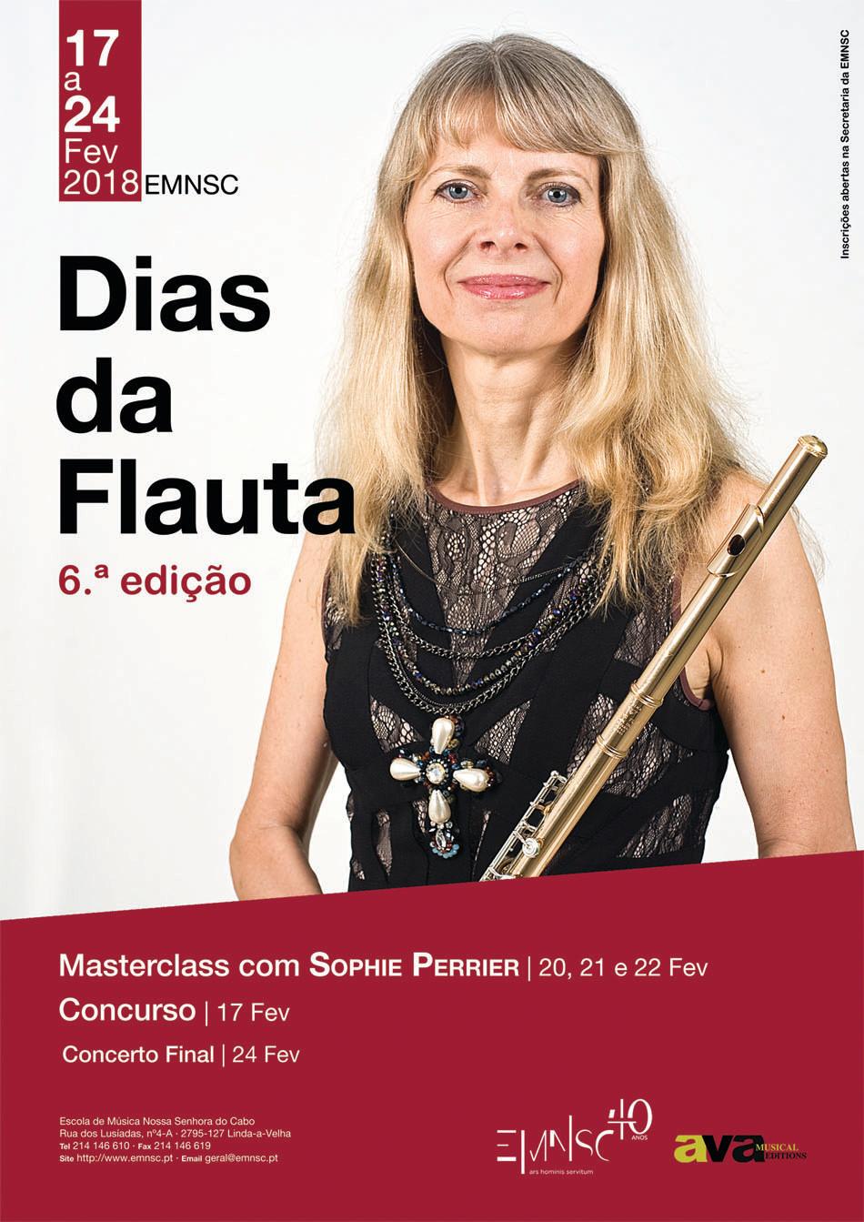 Dias da Flauta 2018