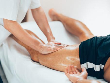 Massagem desportiva- Quando fazer e porque fazer?