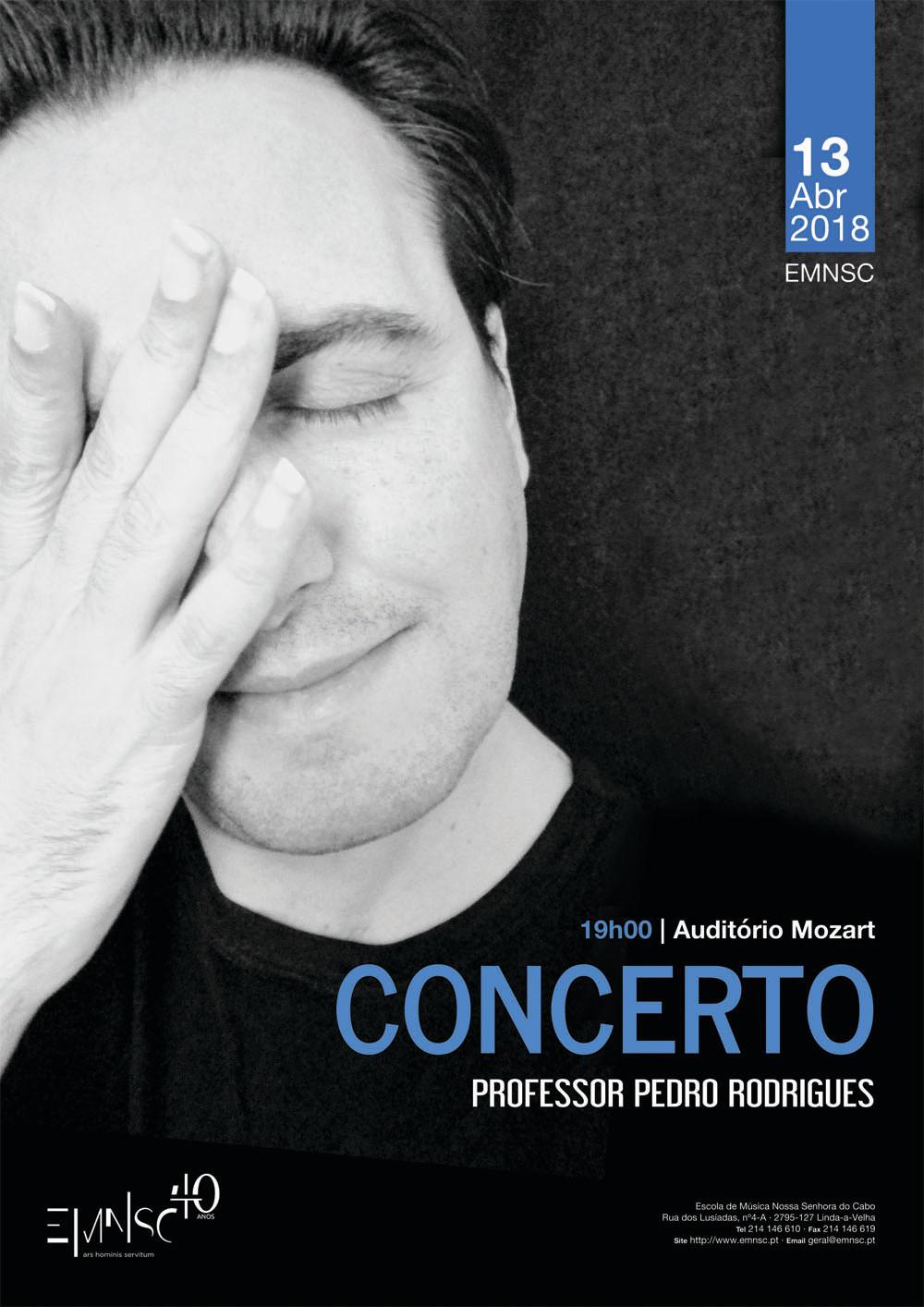 Masterclass de guitarra | Professor Pedro Rodrigues
