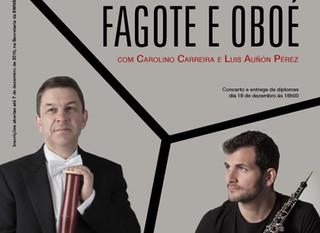 Masterclass de Fagote e Oboé