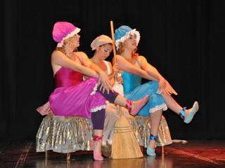 Espetáculo final Dança da EMNSC