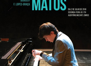 Recital de Finalista   Tiago Matos