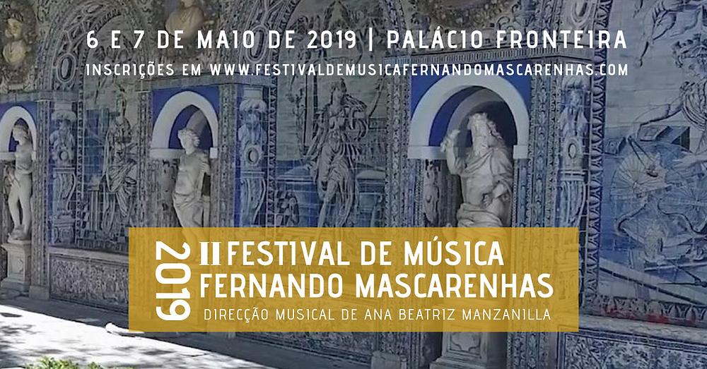 II Festival de Musica Fernando Mascarenhas