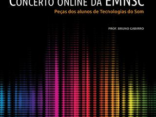 Concerto on-line da EMNSC