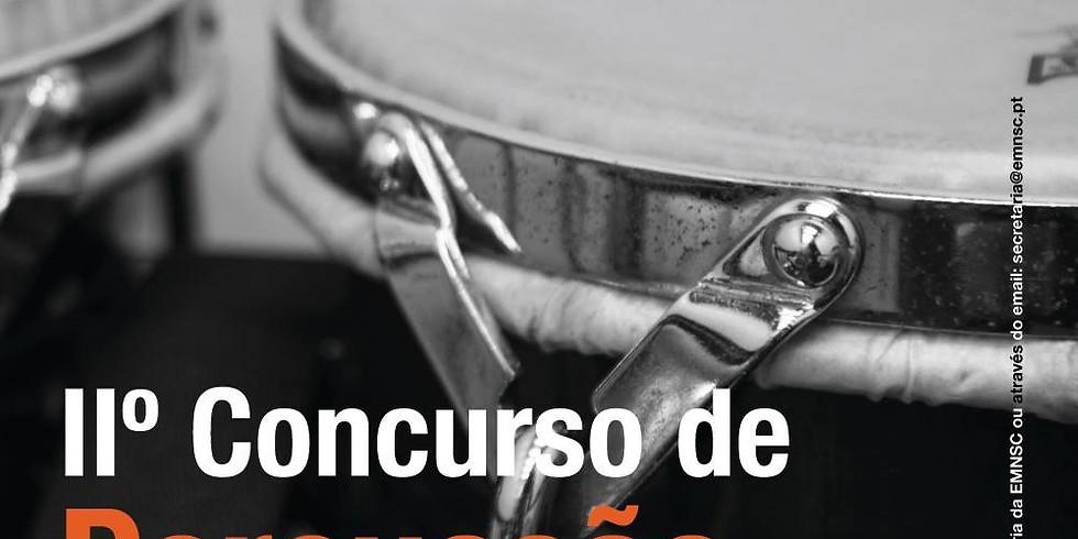II Concurso de Percussão Inter-Escolas