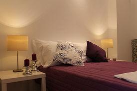 Double room in a lisbon Hostel