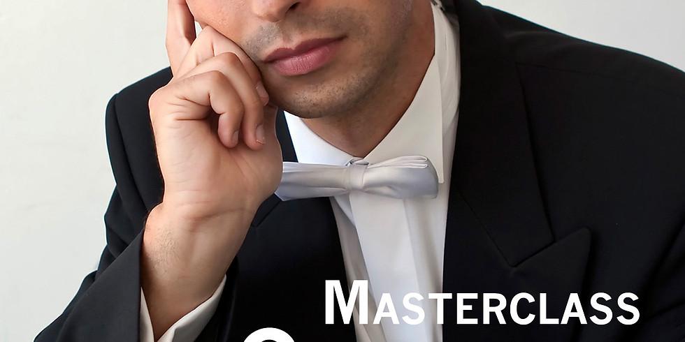Masterclass de Clarinete | Jorge Camacho