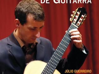 Masterclass de Guitarra orientada por Júlio Guerreiro.