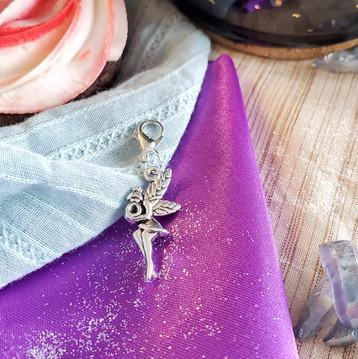 Layana the Wish Fairy Wishwand Charm