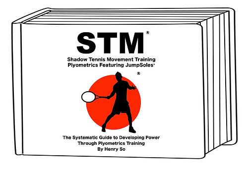 STM® Plyometrics TrainingBook featuring Jumpsoles