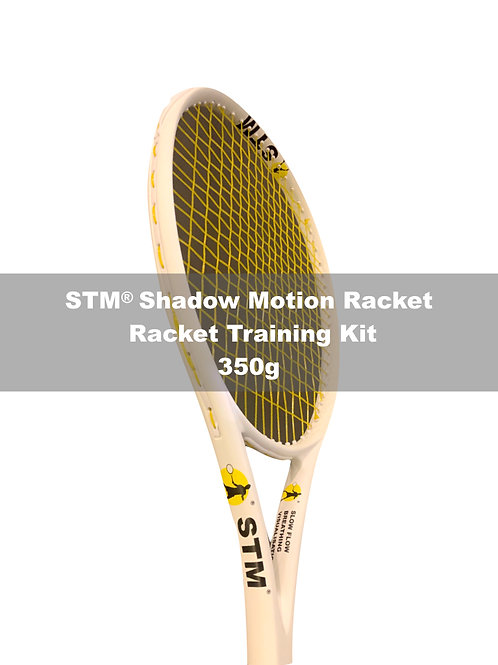 STM® Shadow Motion Racket 350g