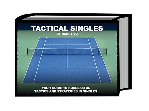 Tactical Singles book